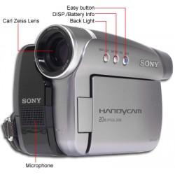 Sony DCR-HC27E MiniDV