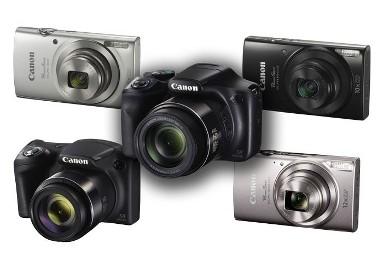 Cámaras de fotos, videocámaras y proyectores